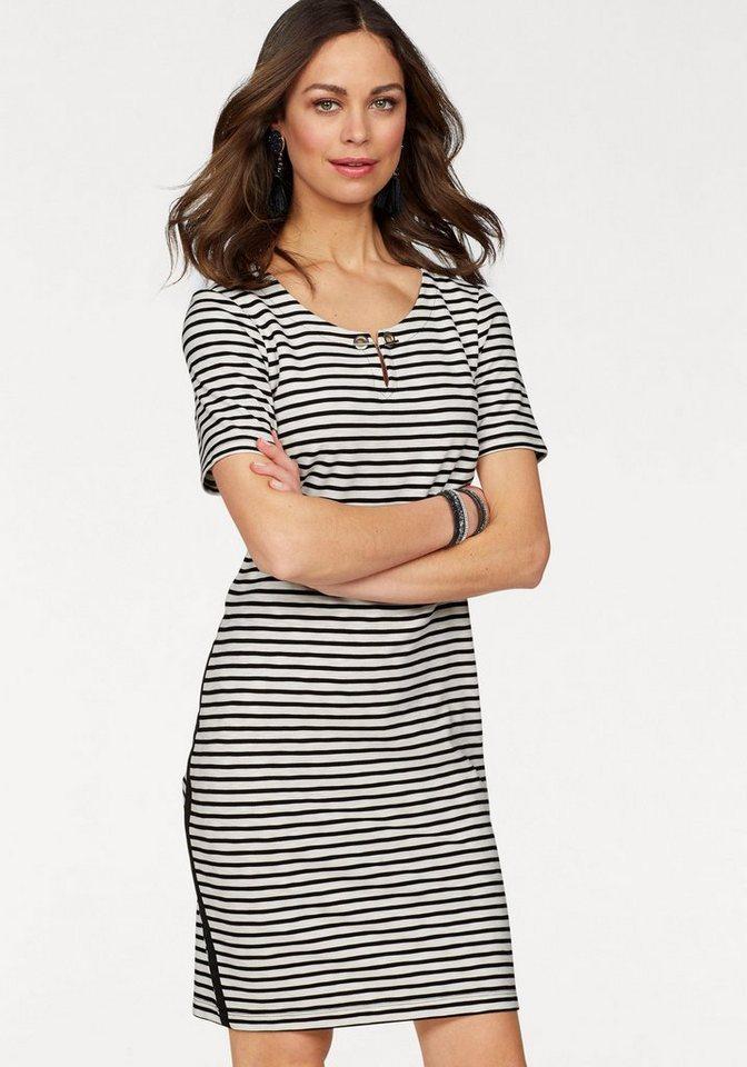 bianca Jerseykleid »Dany« Jerseykleid Dany im Streifen-Look online ... 60cd1fbf9b
