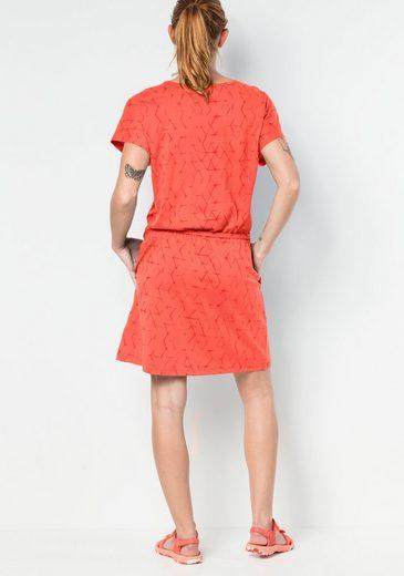 Jack Wolfskin Sommerkleid SHIBORI DRESS