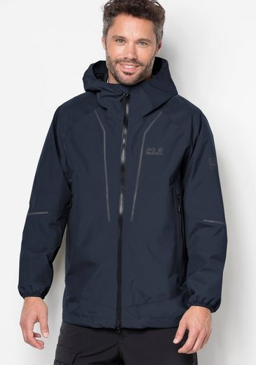 Jack Wolfskin Funktionsjacke SIERRA TRAIL JACKET MEN