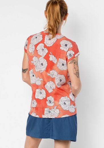 Jack Wolfskin T-Shirt MARIGOLD T