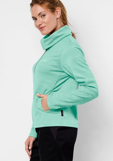 Jack Wolfskin Fleecejacke OCEANSIDE JACKET WOMEN