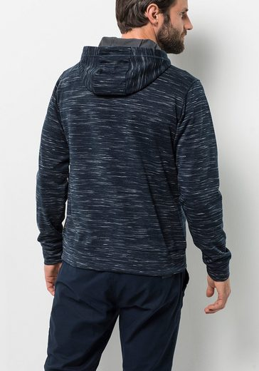 Jack Wolfskin Kapuzenfleecejacke OCEANSIDE HOODED JKT MEN