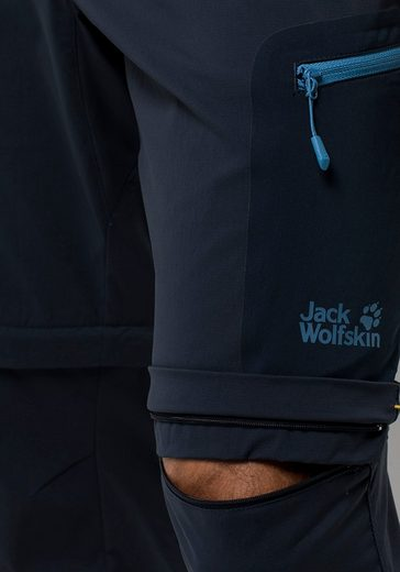 Jack Wolfskin Zip-off-Hose ACTIVATE LIGHT ZIP OFF MEN
