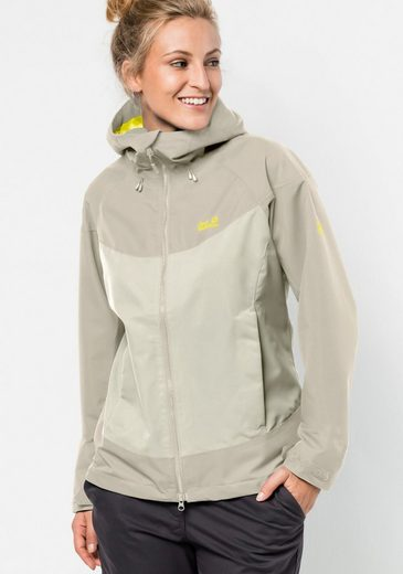 Jack Wolfskin Funktionsjacke NORTH RIDGE WOMEN