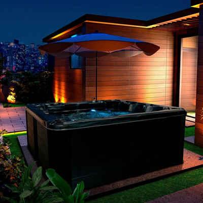 American Spa Whirlpool »American Spa Franklin«, Ganzjahres-Whirlpool für 6 Personen