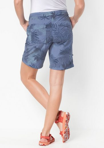 Jack Wolfskin Shorts POMONA PALM SHORTS