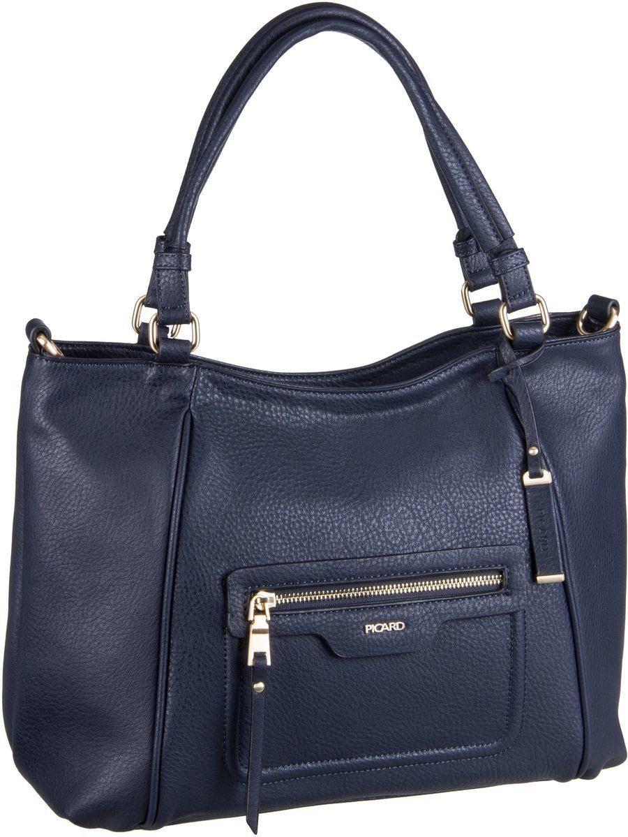 Handtasche Be Nice 2450 Schwarz Picard 5zMrBqcnP