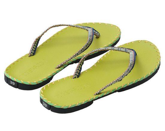 Yogistar Yogistar Green Sandale