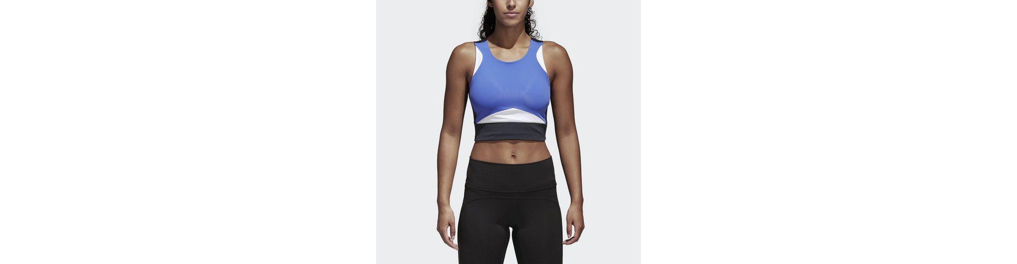 adidas Performance Sporttop Wanderlust Yoga Crop-Top Komfortabel Günstig Online Freie Versandpreise Günstig Kaufen Niedrige Versandkosten Niedrigsten Preis Online Günstig Kaufen Am Besten 5CO4CosQ7