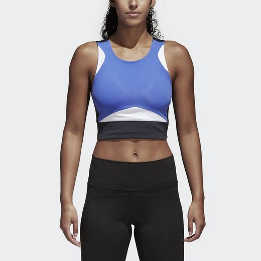 adidas Performance Sporttop Wanderlust Yoga Crop-Top
