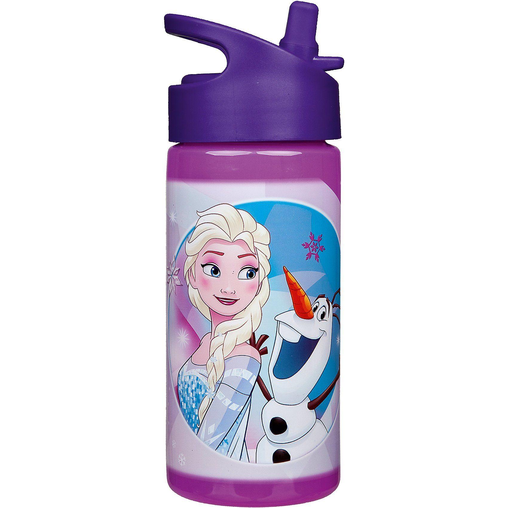 Scooli Aero-Trinkflasche Die Eiskönigin, 400 ml