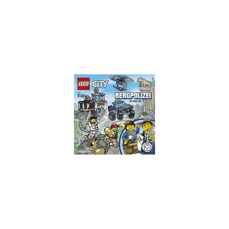 Universum CD LEGO City 20 - Bergpolizei kaufen