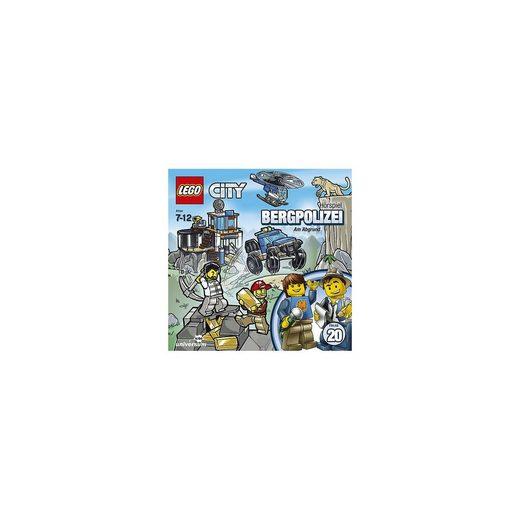 Universum CD LEGO City 20 - Bergpolizei