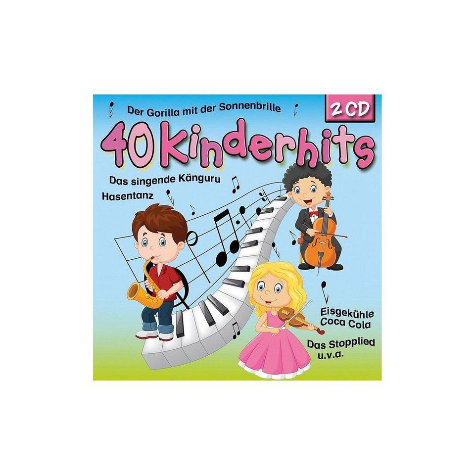 CD Kiddys Corner Band - 40 Kinderhits (2 CDs)
