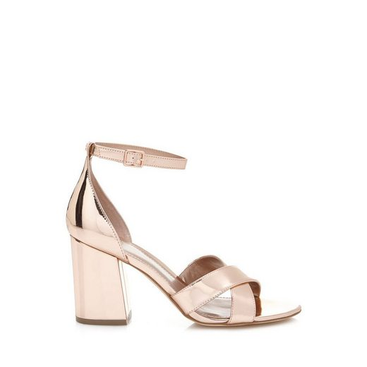 Guess SANDALETTE DALLA METALLIC-OPTIK