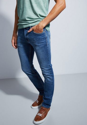 Otto Kern Jeans Ray Mit Buffies - Regular Fit