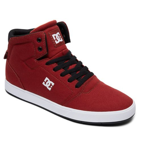 Dc Shoes Hi Tops Crisis High Tx