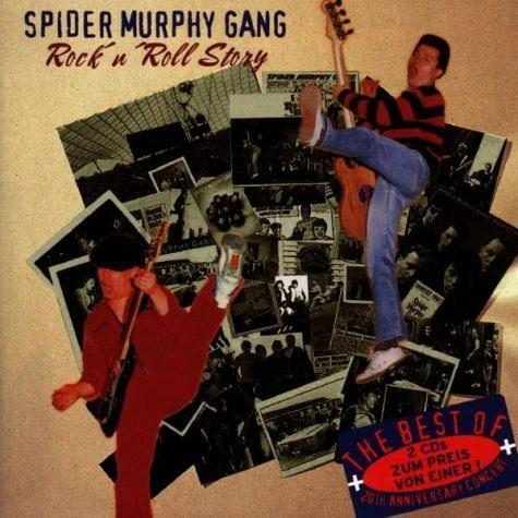 Audio CD »Spider Murphy Gang: Rock 'N' Roll Story«