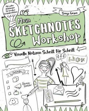 Broschiertes Buch »Mein Sketchnotes - Workshop«