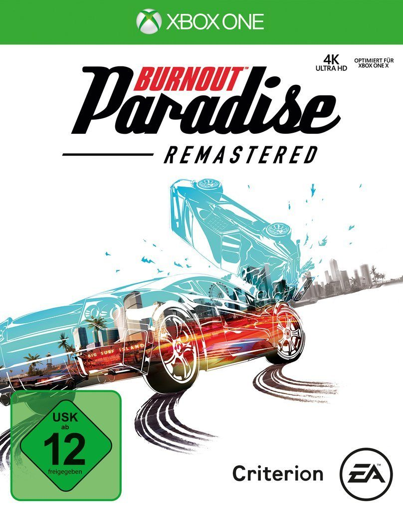 Electronic Arts XBOX One - Spiel »Burnout Paradise Remastered«
