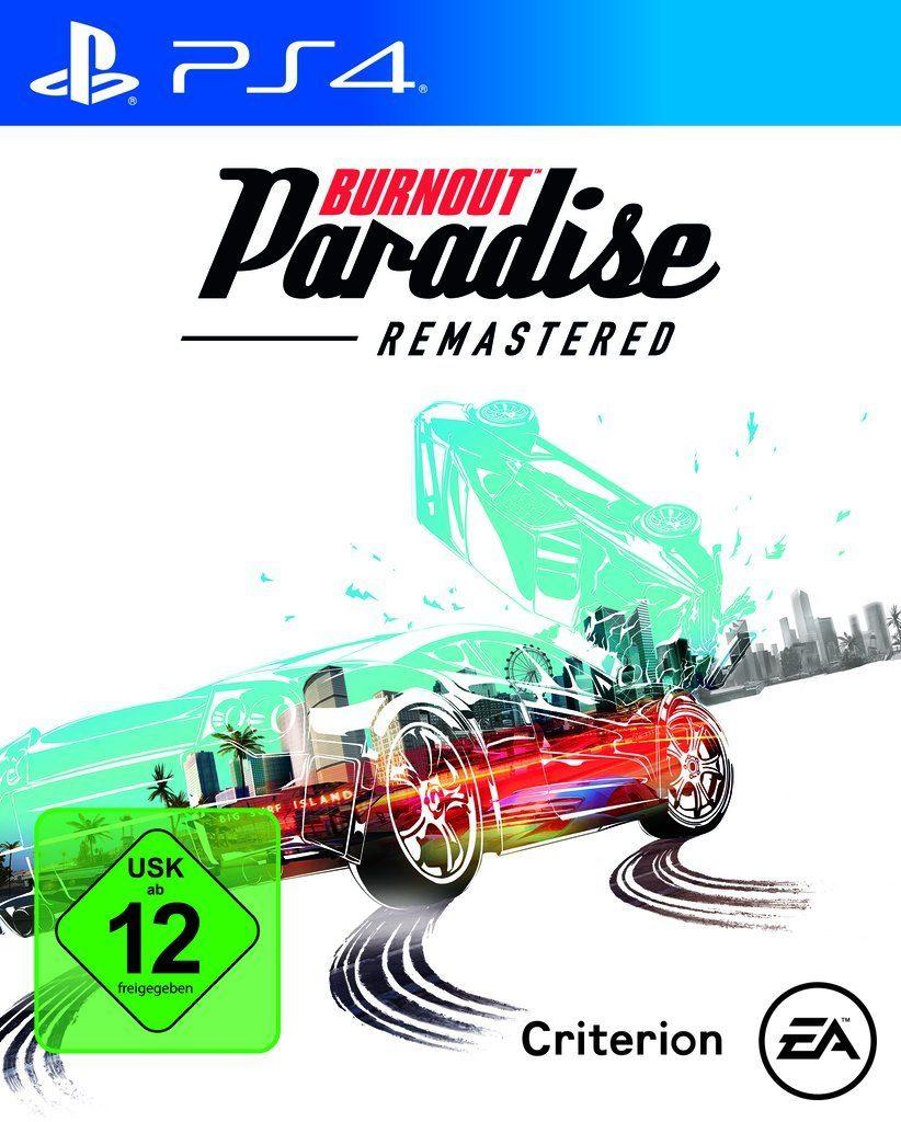 Electronic Arts Playstation 4 - Spiel »Burnout Paradise Remastered«