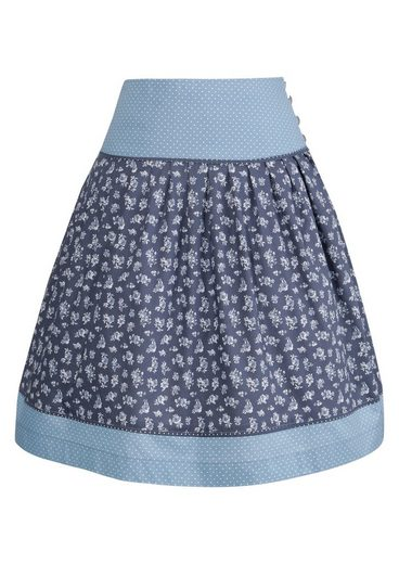 Costume Skirt With Side Button Closure