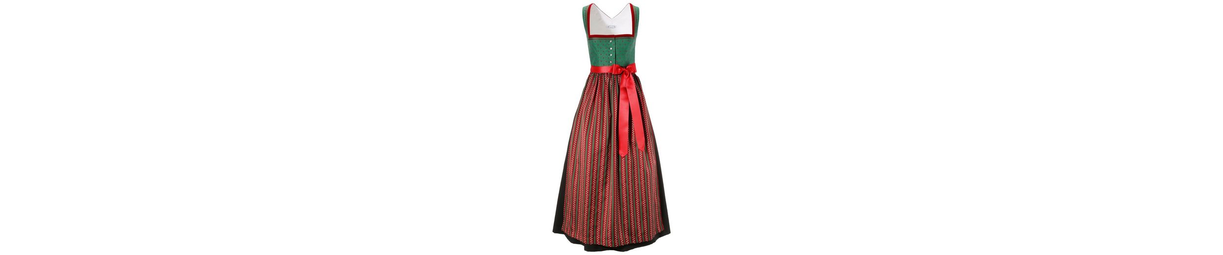 Freier Versandauftrag Speichern Günstig Online Hannah Dirndl lang in traditioneller Farbkombination Online-Shop Zum Verkauf r4v8P