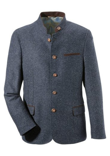 Murk Costume Suit Jacket With Horn Button