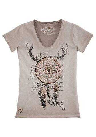HANGOWEAR Marškinėliai Moterims im Used stilius