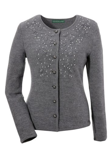 Country Line Costume Sweater Women With Embroidery And Sequins