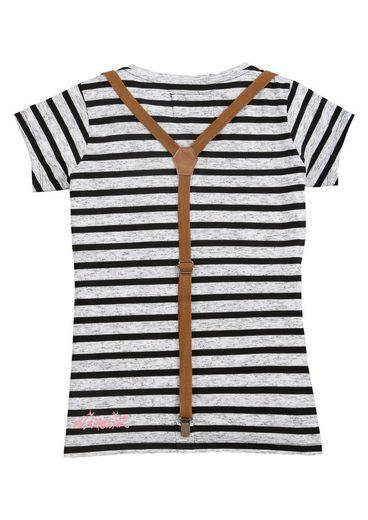 Hangowear Trachtenshirt Damen mit Print vorne