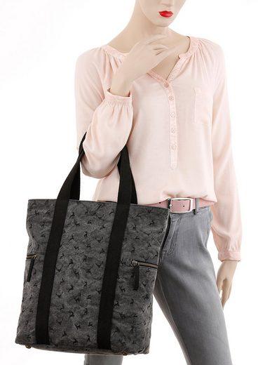 Almsach Trachtentasche aus Baumwoll-Canvas