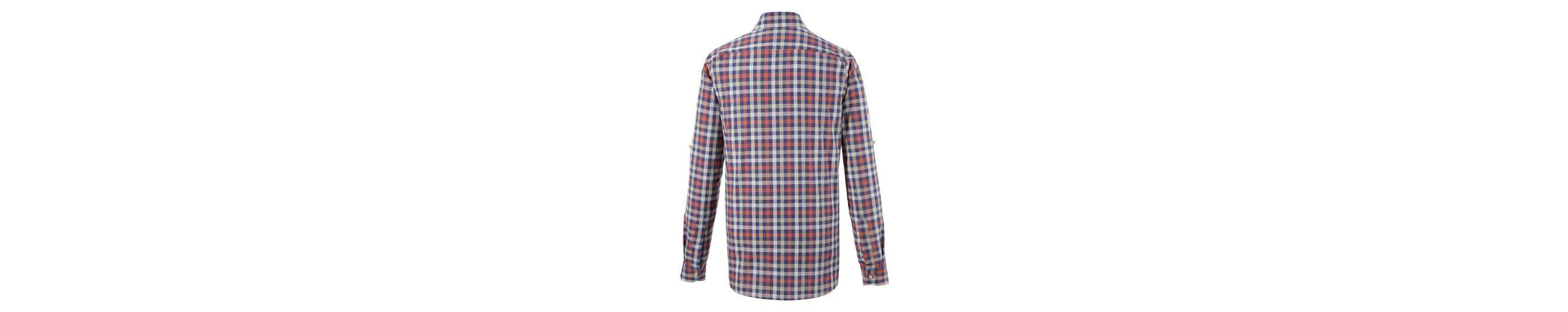 OS-Trachten Trachtenhemd im modischem Karodesign Offizielle Seite Günstig Online Rabatt Besuch Neu Guter Service Marktfähig Zu Verkaufen WRciNuigC
