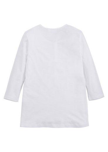 Hammerschmid Trachtenshirt Damen mit Knopfleiste
