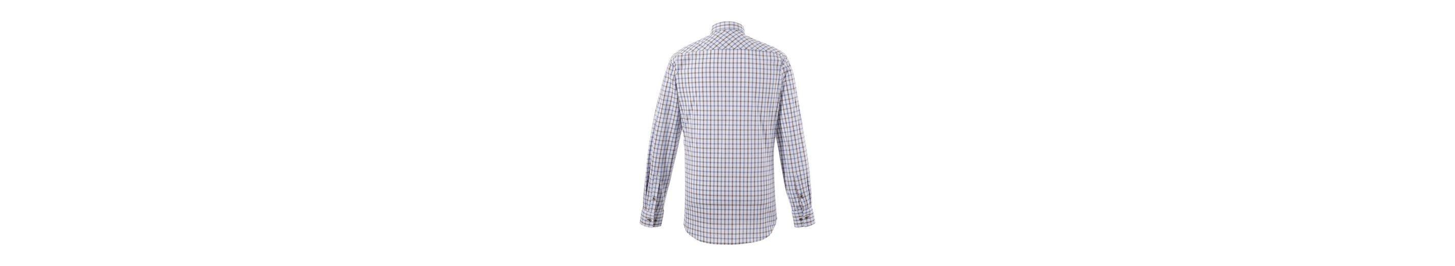 Spieth & Wensky Trachtenhemd mit Hirschstick Perfekte Online 8iJwB2R