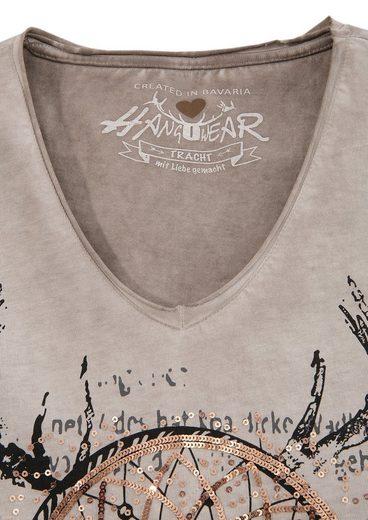 Hangowear Trachtenshirt Damen im Used Look