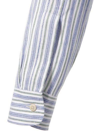 OS-Trachten Trachtenhemd im modischem Streifendesign
