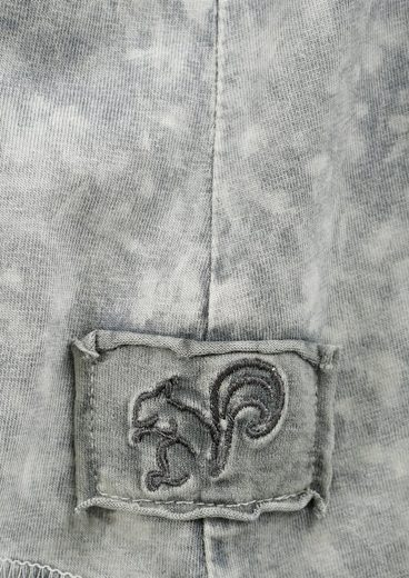 Marjo Trachtenshirt Damen mit längerem Rückenteil