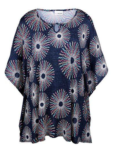 MIAMODA Shirt im Tunika-Stil