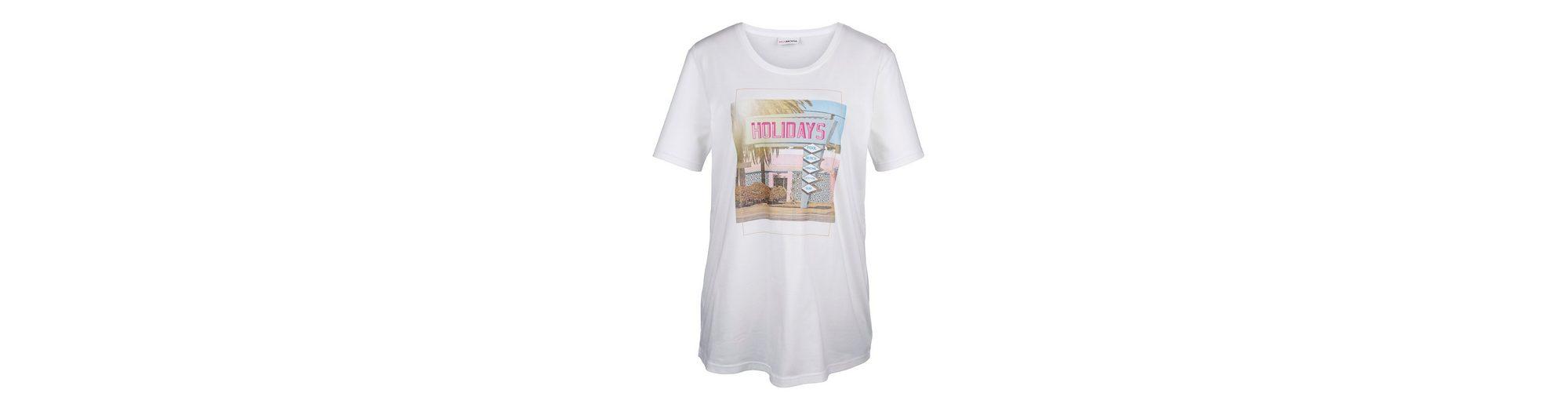 MIAMODA Shirt aus reiner Baumwoll-Qualität Spielraum Finden Große nTQHMRr1H