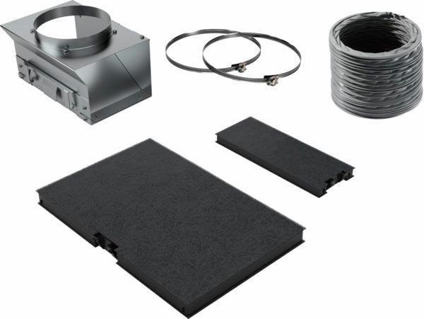 NEFF Umluftmodul Z51AIU0X0 Zubehör für Dunstabzugshauben mit Umluftbetrieb Starterset