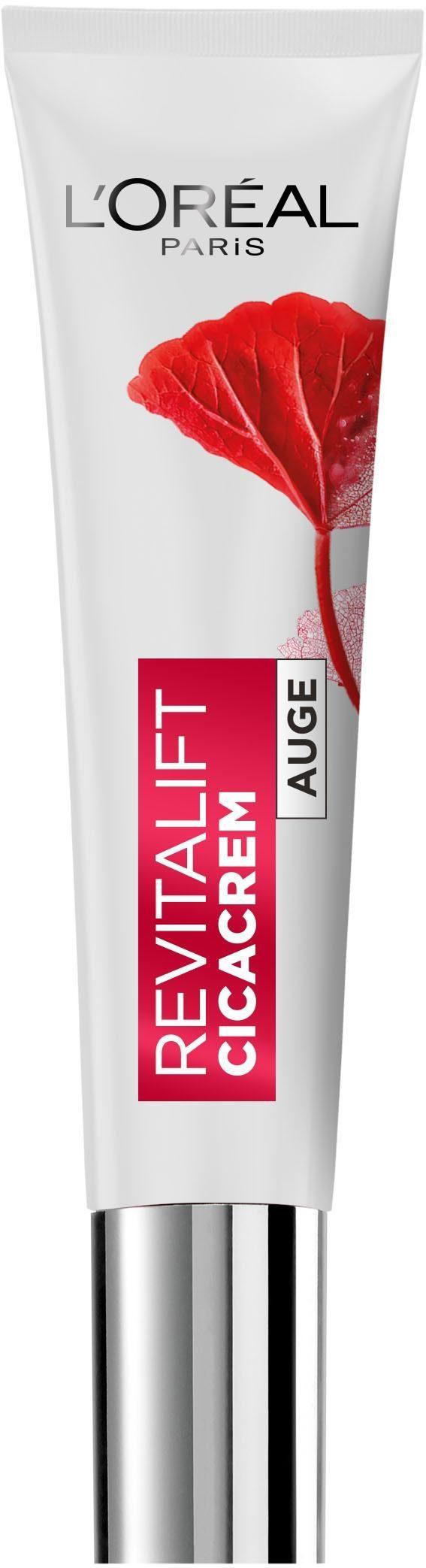 L'Oréal Paris, »RevitaLift CICA Augen Creme«, Gesichtspflege