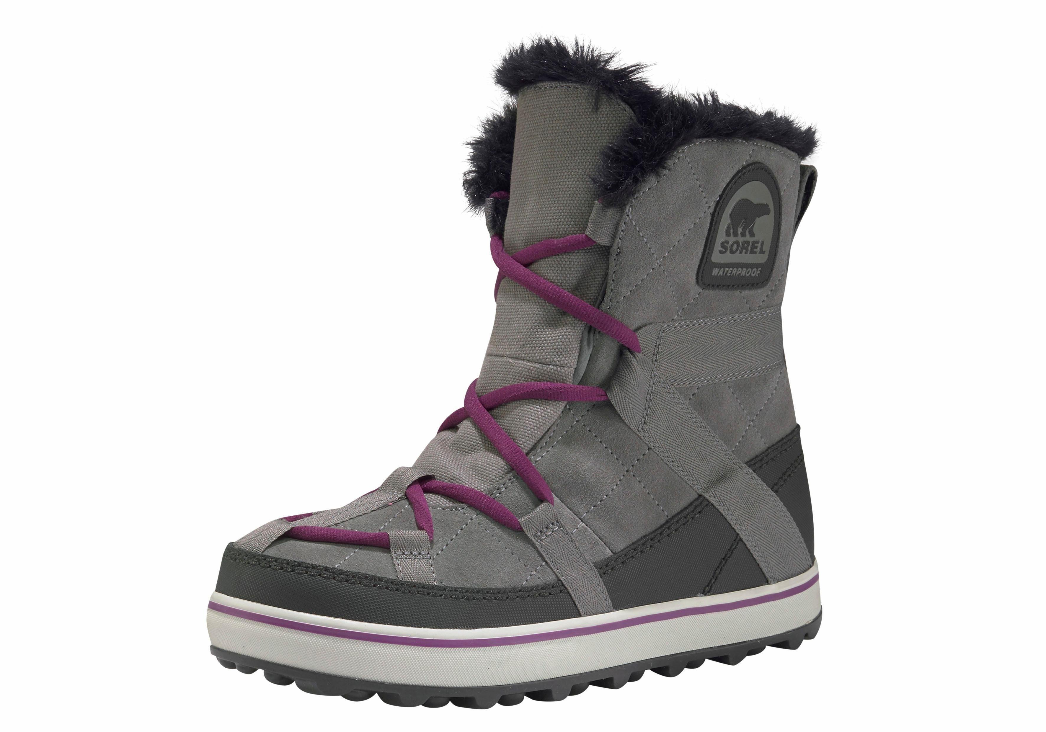 Sorel »Glacy Explorer Shortie« Outdoorwinterstiefel online kaufen | OTTO