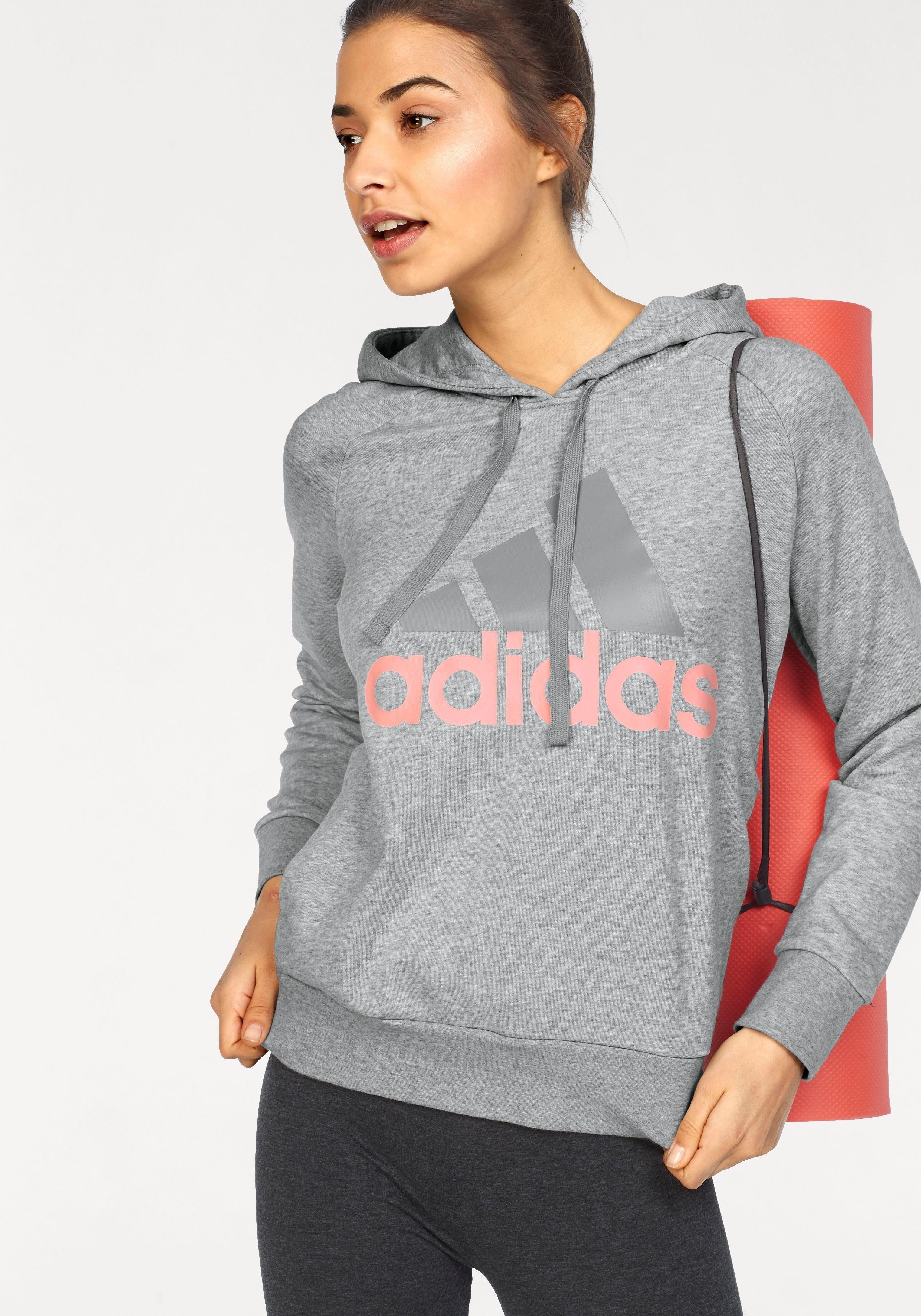 adidas Performance Kapuzensweatshirt »ESSENTIAL LINE OH HOODY« auch in großen Größen