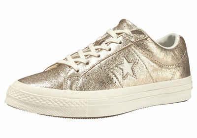 Damen Sneaker in gold online kaufen   OTTO ccf76f7d72