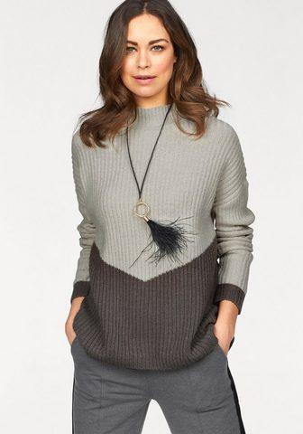 BOYSEN'S Megztinis stačia apykakle