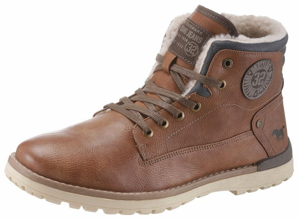 Mustang Shoes Schnürboots online kaufen   OTTO eda2afb604