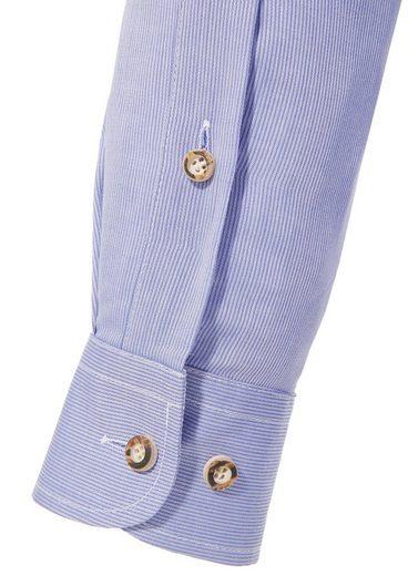 Hammerschmid Trachtenhemd aus reiner Baumwolle