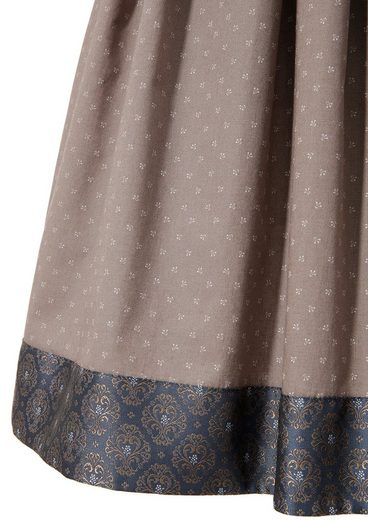 Hammer Schmid Costume Skirt With A Wide Waistband Shape