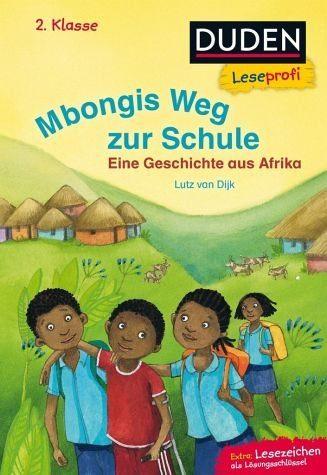 Gebundenes Buch »Leseprofi - Mbongis Weg zur Schule. Eine...«